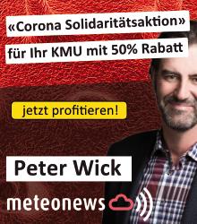 GUTE NEWS VON METEONEWS FÜR KMU'S IN SCHWIERIGER LAGE